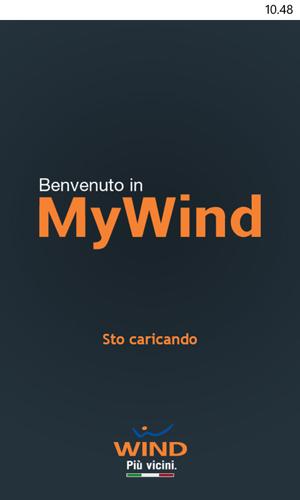 App mywind gestisci il tuo abbonamento adsl infostrada for Area clienti 3 servizi in abbonamento