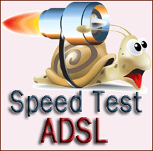 speedTest Adsl
